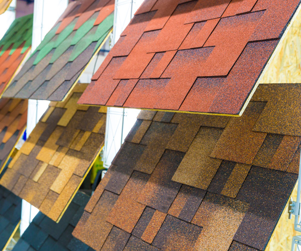 Roofing Shingle Samples