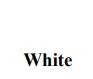 Frame Color White